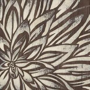 Barnwood Blossom II Digital Print by Vess, June Erica,Decorative