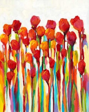 Bursting with Color I Digital Print by Otoole, Tim,Impressionism
