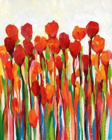 Bursting with Color II Digital Print by Otoole, Tim,Impressionism
