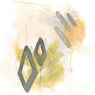 Side Swipe I Digital Print by Vess, June Erica,Abstract