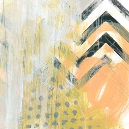 Side Swipe IV Digital Print by Vess, June Erica,Abstract
