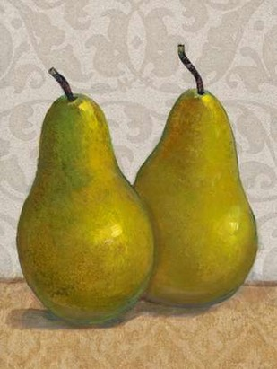 Pear Duo II Digital Print by Otoole, Tim,Impressionism