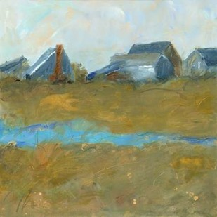 Nantucket Wind II Digital Print by Fagan, Edie,Impressionism
