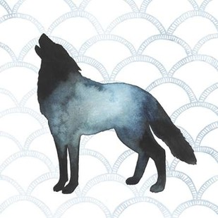 Animal Silhouettes V Digital Print by Popp, Grace,Decorative