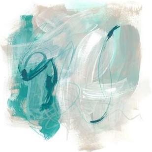 Coastal Fog IV Digital Print by Vess, June Erica,Abstract