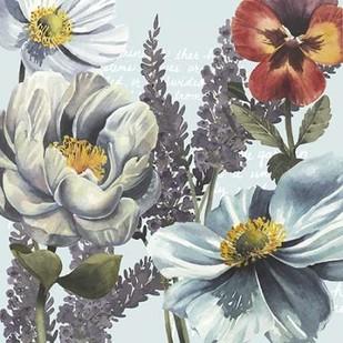 Garden Submergence I Digital Print by Popp, Grace,Decorative