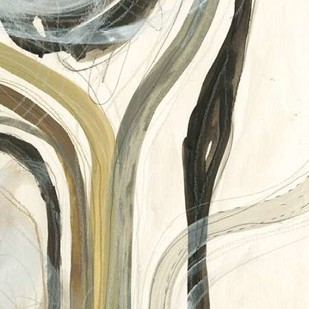 Neutral Lines I Digital Print by Vess, June Erica,Abstract