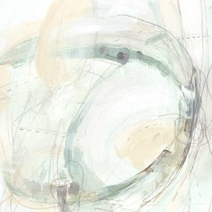 Conjecture I Digital Print by Vess, June Erica,Abstract