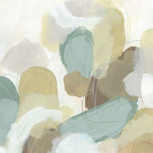 Subtle Synergy I Digital Print by Vess, June Erica,Abstract