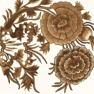 Tapestry Floral III Digital Print by McCavitt, Naomi,Decorative