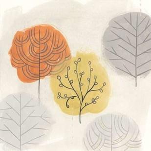 Forest Treasure III Digital Print by Vess, June Erica,Decorative