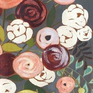 Wistful Bouquet I Digital Print by Popp, Grace,Decorative