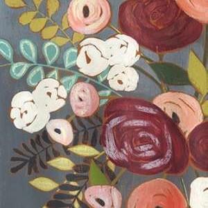 Wistful Bouquet II Digital Print by Popp, Grace,Decorative