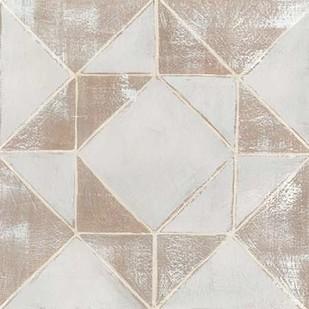Geometric Veil I Digital Print by Popp, Grace,Abstract