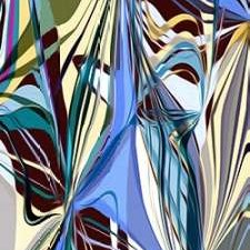 Access II Digital Print by Burghardt, James,Abstract