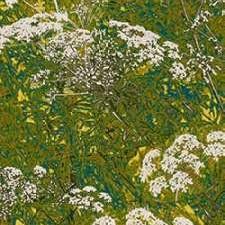 Scattered Lace Panel I Digital Print by Burghardt, James,Decorative