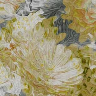 Mums in Sun II Digital Print by Burghardt, James,Impressionism