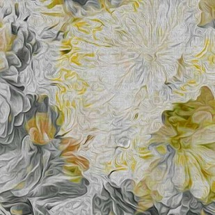 Mums in Sun IV Digital Print by Burghardt, James,Impressionism