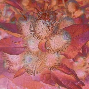 Prickley Tiles III Digital Print by Burghardt, James,Realism