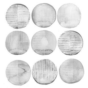 Soft Circles II Digital Print by Popp, Grace,Abstract