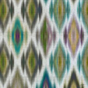 Marrakech Blue I Digital Print by Butler, John,Abstract
