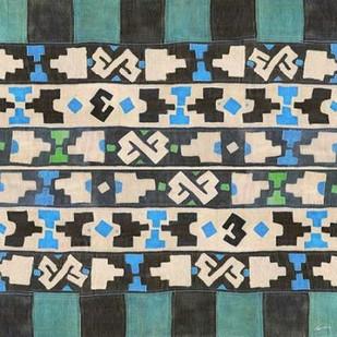 Kuba Kuba II Digital Print by Butler, John,Abstract