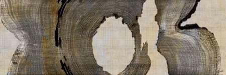 Cedar Round II Digital Print by Butler, John,Abstract