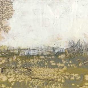Rustic Tundra II Digital Print by Goldberger, Jennifer,Impressionism