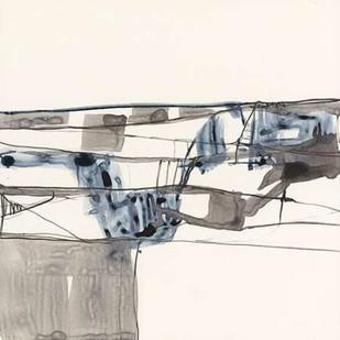 Stark Lines I Digital Print by Goldberger, Jennifer,Abstract