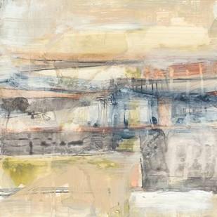 Pastel Earth II Digital Print by Goldberger, Jennifer,Abstract