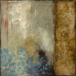 Patina III Digital Print by Goldberger, Jennifer,Abstract