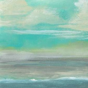 Lowland Beach I Digital Print by McMullen, Charles,Impressionism