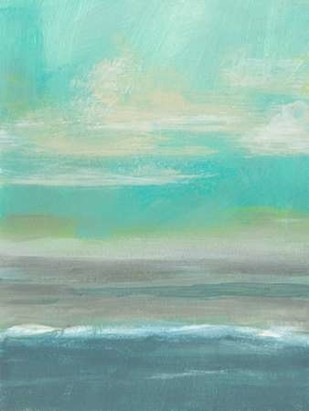 Lowland Beach II Digital Print by McMullen, Charles,Impressionism
