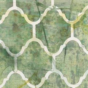 Metric Link II Digital Print by Goldberger, Jennifer,Abstract