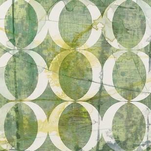 Metric Link IV Digital Print by Goldberger, Jennifer,Abstract