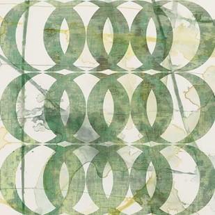 Metric Link V Digital Print by Goldberger, Jennifer,Abstract