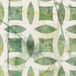 Metric Link VI Digital Print by Goldberger, Jennifer,Abstract