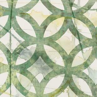 Metric Link VII Digital Print by Goldberger, Jennifer,Abstract