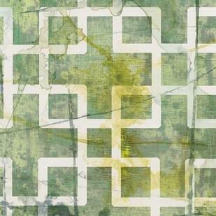 Metric Link VIII Digital Print by Goldberger, Jennifer,Abstract