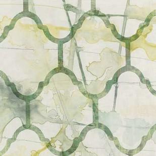 Metric Link IX Digital Print by Goldberger, Jennifer,Abstract