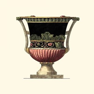 Large Giardini Urn I Digital Print by Giardini, Giovanni,Decorative