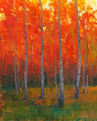 Changing Colors II Digital Print by OToole, Tim,Impressionism