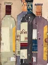 Red Wine Tasting I Digital Print by Dixon, Samuel,Decorative