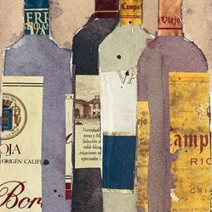 Red Wine Tasting III Digital Print by Dixon, Samuel,Decorative