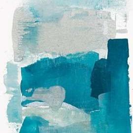 Seaglass IV Digital Print by Contacessi, Julia,Abstract