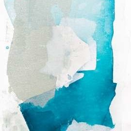 Seaglass VI Digital Print by Contacessi, Julia,Abstract