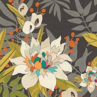 Tropical Twilight II Digital Print by Vess, June Erica,Decorative