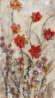 Floral Wash II Digital Print by Otoole, Tim,Impressionism