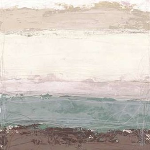 Strata Horizon I Digital Print by Vess, June Erica,Abstract