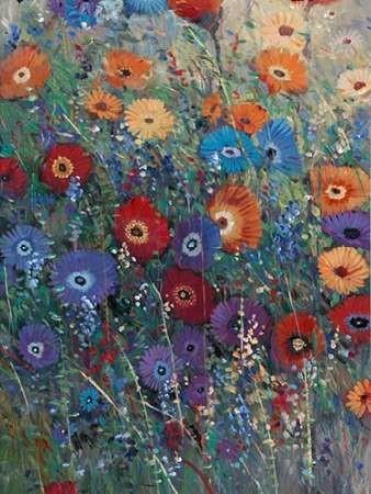 Flower Patch I Digital Print by Otoole, Tim,Impressionism